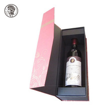 Factory Customized Wine Bottle And Glass Box