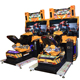 SQV Wholesale amusement park arcade ride motorcycle simulator driving motorbike game machine