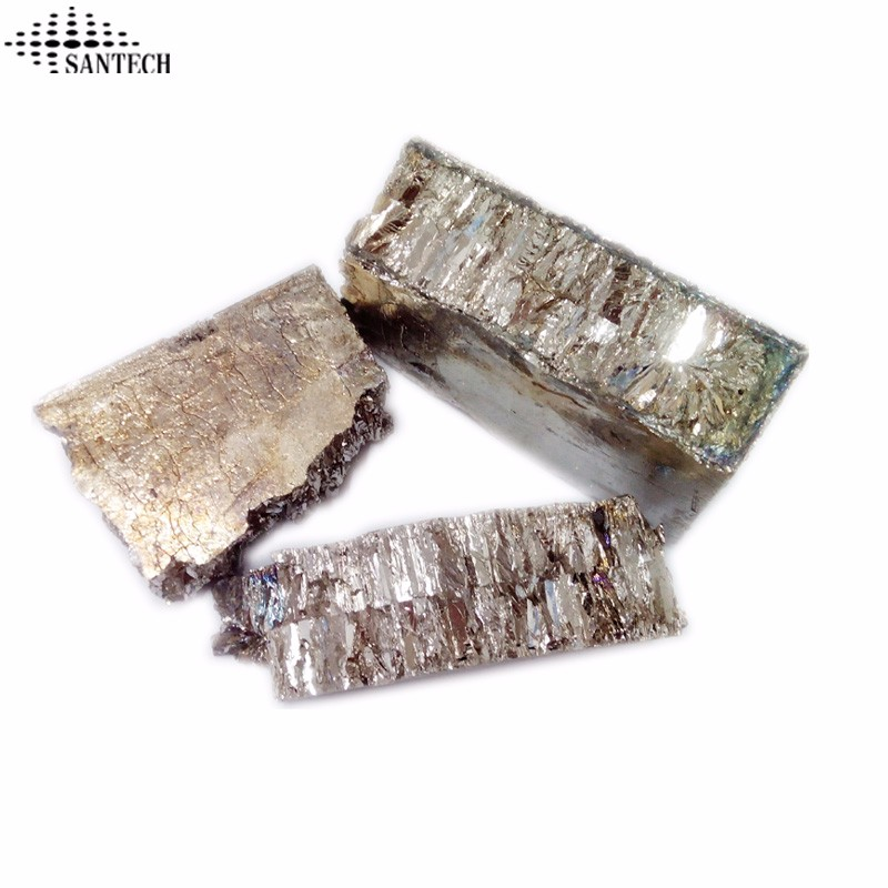 making bismuth oxychloride used for cosmetics 99.99% 99.999% purity Bismuth metal Bismuth ingot
