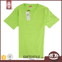 China factory fashion wholesale blank upf t shirts