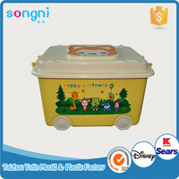 decorative Plastic storage boxes wholesale gift baskets