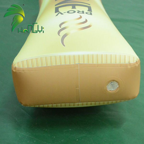 Custom Inflatable Cosmetic Container Shape, Inflatable Bottle Model For Promotion