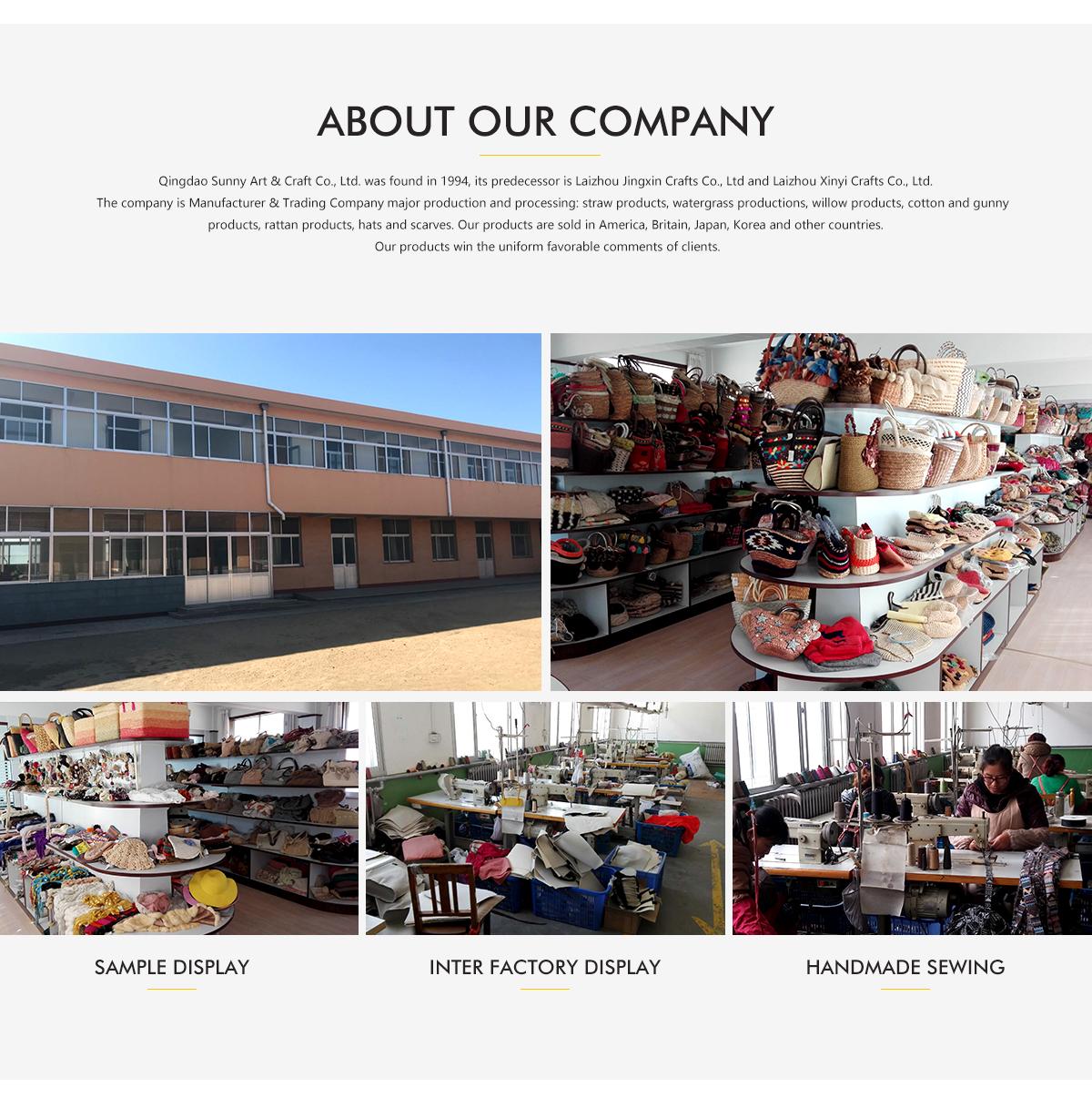 Qingdao Sunny Arts Crafts Co Ltd Paper Bag Canvas Bag