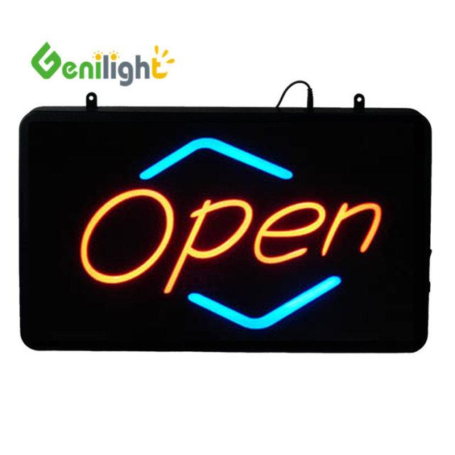 Barber Shop LED Illuminated Sign Nostalgic Light Box w// remote