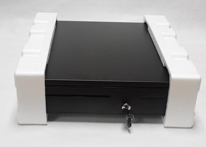 Hot Sale Metal Cash Box With 5 Bill Slots Amp 3 Gear Lock