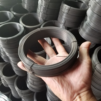 High quality 12 gauge soft black annealed wire