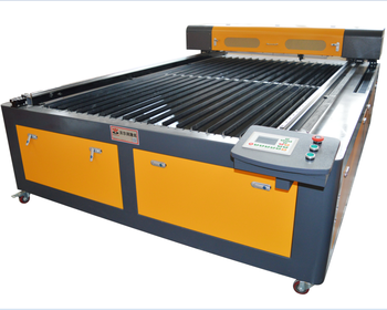 1300*2500 acrylic sheet PU wood plywood and MDF laser engraving and cutting machine for sale