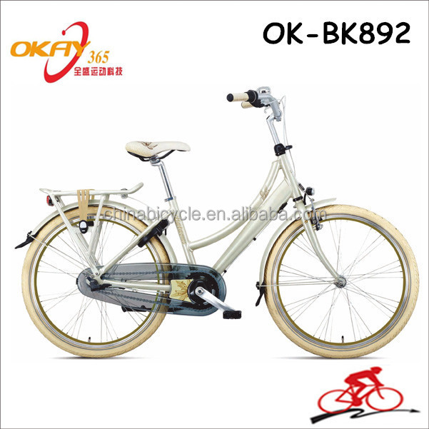 "New Arrial 26*16"" size inner 3 speed city bike/bicycle women lady bicycle"