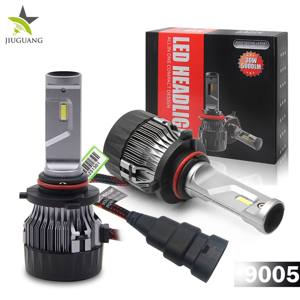 Waterproof High Lumen 10000lm Super Bright Led Headlight 9005 H4 H7 H11 Car New Led Headlight