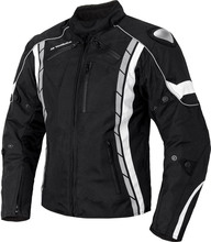 Wholesale custom windproof waterproof textile motorcycle jacket