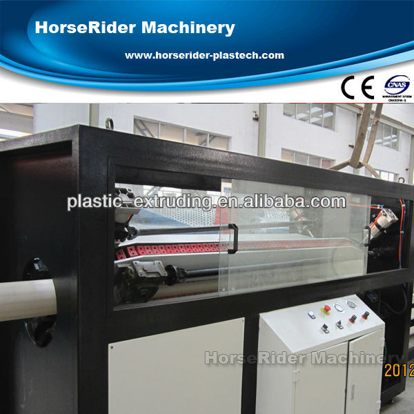 pe pipe making machine for PE Gas/ Water Supply Pipe