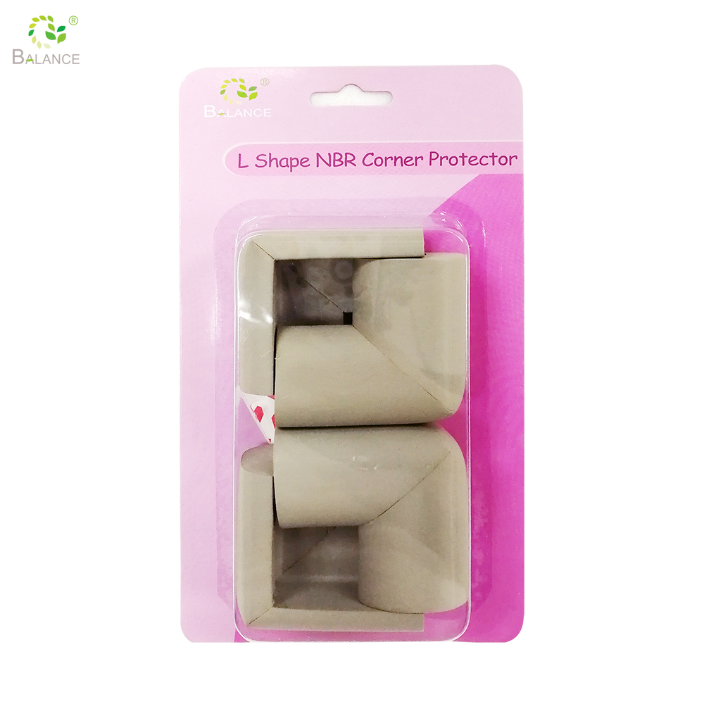 Furniture Accessories For Home Decorative 4 Baby Safety Rubber Corner Collision Protection Newborn Infant Protectors For Table To Assure Years Of Trouble-Free Service Furniture