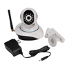 Two way intercom smart home 3g alarm security camera with motion detector function