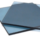 clear plastic solid sheet polycarbonate roof sheet skylight roofing