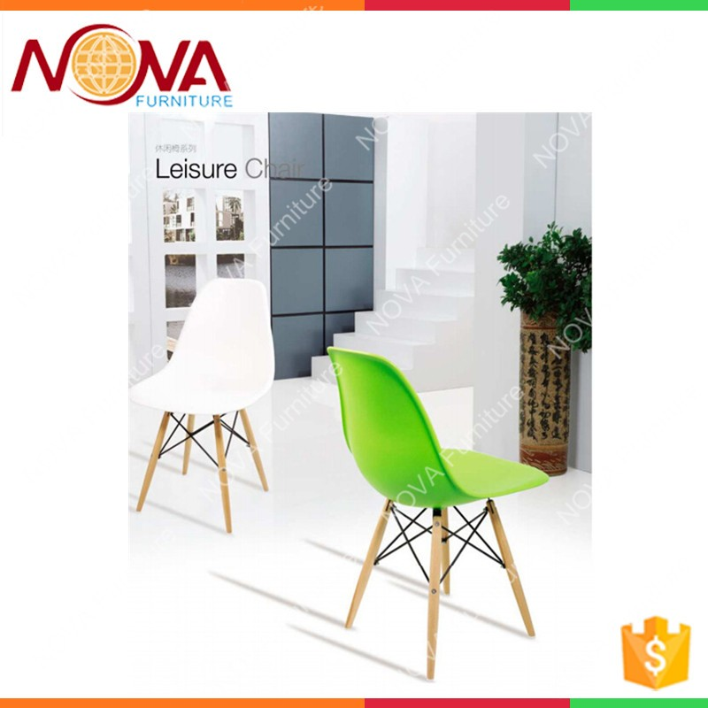 Leisure Modern Design Cheap Used Outdoor Best Colorful Wire ABS/PP Plastic  Material Garden Chair