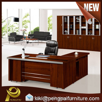 Luxury Clic Boss Office Table Desk With Mdf
