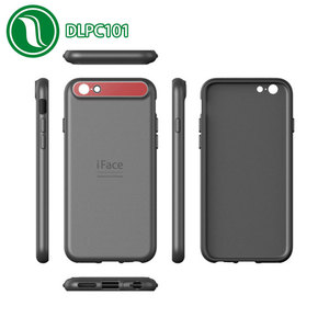 Korean iface ultra thin cell phone case drop protective cover multicolor ulak phone case for iphone 7