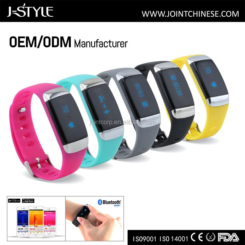 J-style China Smart Watches Slap Band Bracelet Bluetooth ...