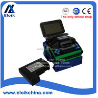 China ALK-88A Splicing Machine , 7s Optical Fiber Welding Splicing Machine,Fiber Optic Fusion Splicer With With Direct Price