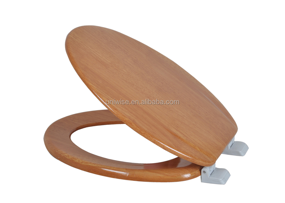 solid wood soft close toilet seat. padded toilet seat lid, cheap price round pvc soft cover,padded solid wood close
