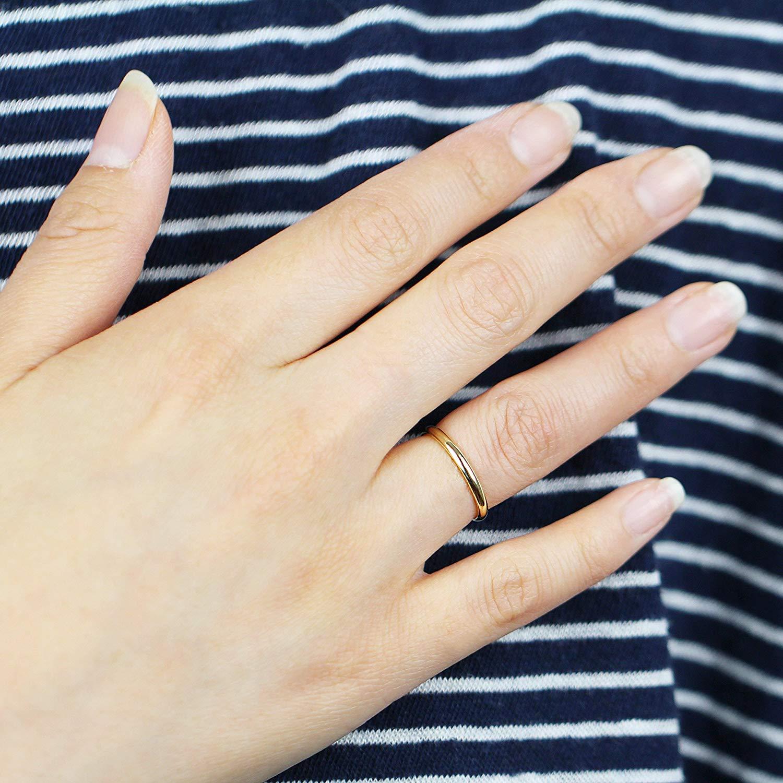 14k White Gold 3mm Light Flat Wedding Ring Band Size 4-14 Full /& Half Sizes