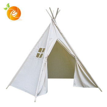 quality design ce35e dac44 Wholesale Canvas Indoor And Camping Kids Teepee Indian Tents - Buy Teepee  Tents,Indian Tents,Wholesale Indian Tent Product on Alibaba.com