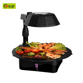 3d Korean Infrared Heating Indoor Electronic Smokeless Bbq Grill ...