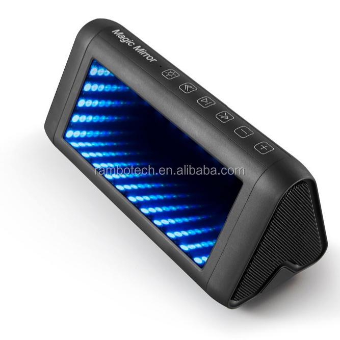 Big power wireless stereo bluetooth speaker led bluetooth speaker for party RLS003
