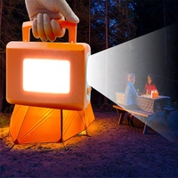 Environmental Friendly Gas Air Portable Magnesium Fuel Cell Powered Lantern