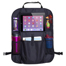Luxe <span class=keywords><strong>Autostoel</strong></span> protector Back set Organizer accessoires tas met Tablet Holder Pocket