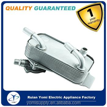 Oil Cooler Auto Parts 17 21 7 529 499/117-046/17217529499/lot 117 ...