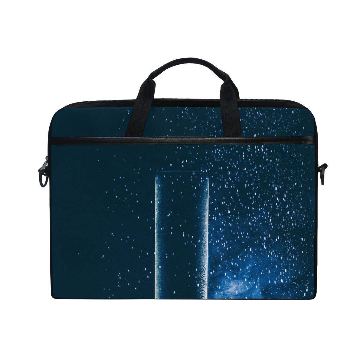 4dc2858312b1 Get Quotations · Rh Studio Laptop Bag Pin Rolling Smoke Stains Laptop  Shoulder Messenger Bag Case Sleeve For 14