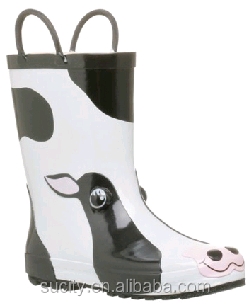 Cow Print Rain Boots, Cow Print Rain Boots Suppliers and ...