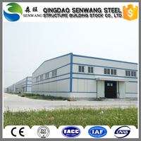 prefabricated steel structure warehouse for free drawings