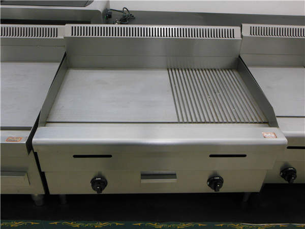 High Quality BN 722 Counter Top Stainless Steel Gas Grill For Kitchen