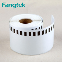 62mm*30m direct thermal labels compatible for Brother QL570/580, thermal stickers for logistics