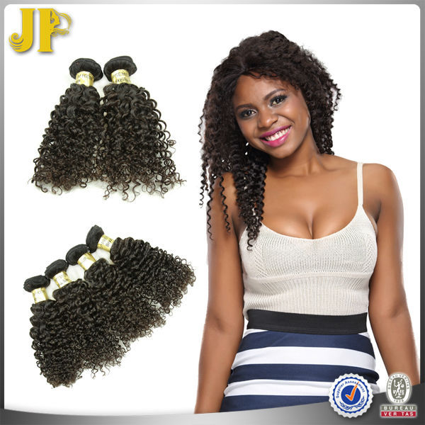 JP Hair 2015 New Arrival Full End Curly Wave 100 Grams Of Brazilian Hair