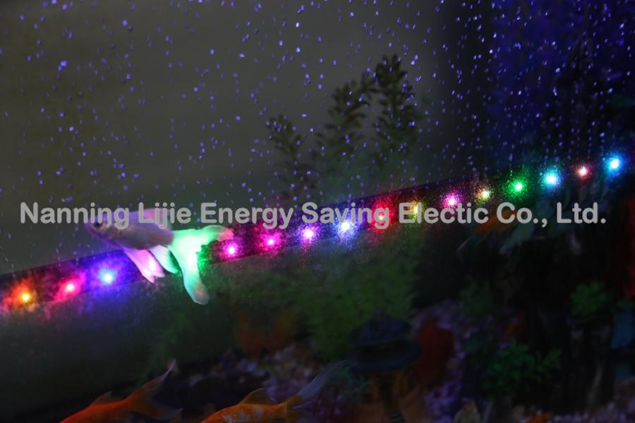 Ip65 Led Aquarium Reef Light Led Air Bubble Light For Fish Tank ...