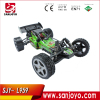 Kid car Toys WL L959 2.4g 1:12 Scale four-wheel drive Rc car with 380 motor Electric High speed 4x4 rc toy car For sale