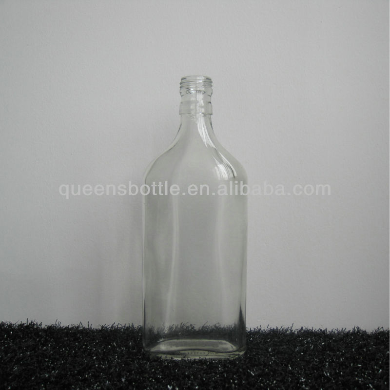 CUSTOM MADE SHAPE VODKA/LIQUOR GLASS BOTTLES