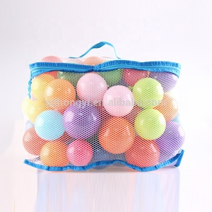 OEM Accept trade assurance colorful transparent plastic ball with good price
