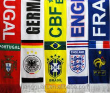 Football Scarf Soccer Scarves Custom HGA0004