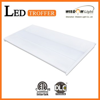 High End Ul,Dlc Recessed Led Troffer 2x4 40w,5 Years Warranty - Buy Troffer  Retrofit Led,Troffer Retrofit Product on Alibaba com