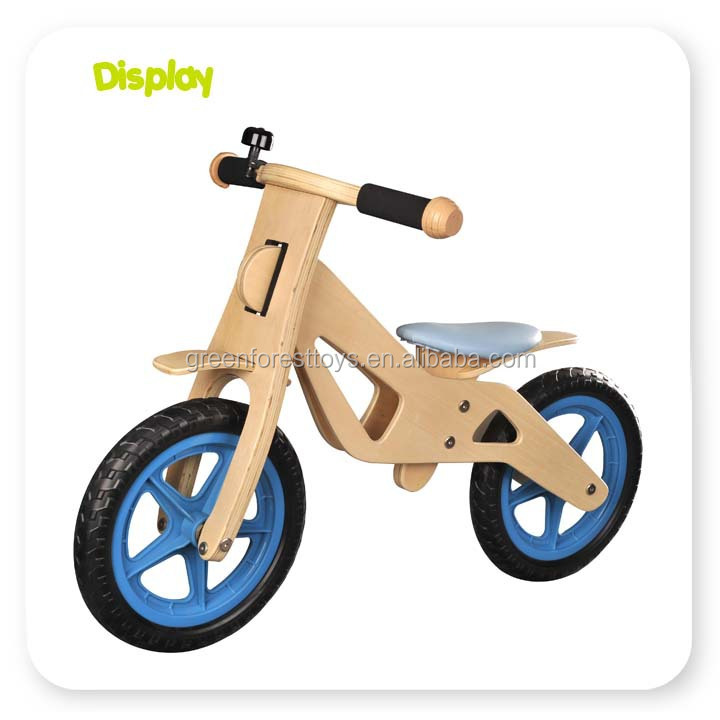 Wooden Balance Bicycle For Baby