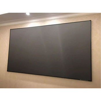 At Low Price Oem Certificate Iso Projector Screen Frame Kit - Buy ...
