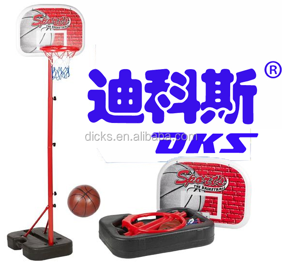 Toy Basketball Stand Easy to Assemble Basketball Stand,Water Filles Basketball Stand