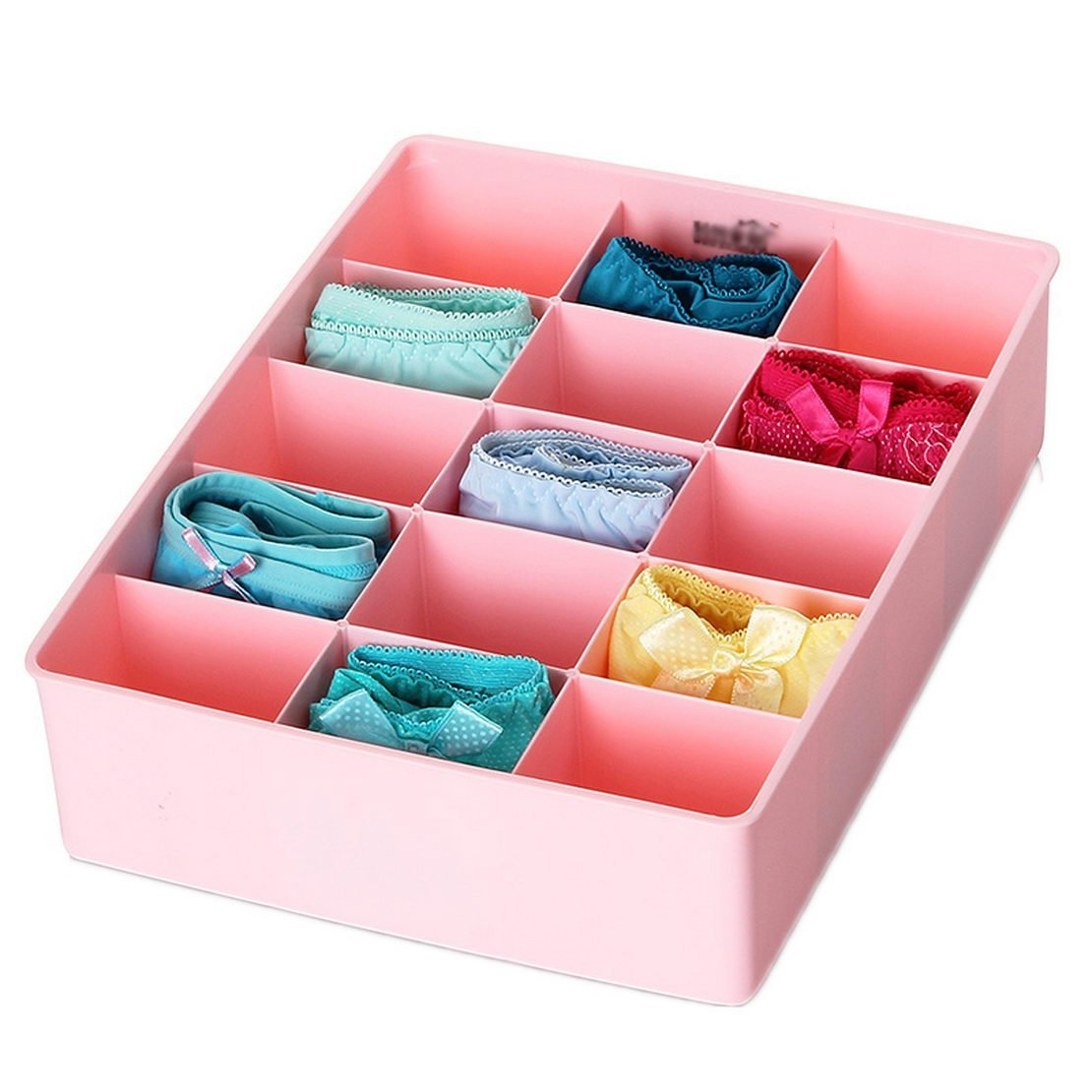 Underwear sorting box storage box bra underwear socks underwear drawer plastic storage box finishing box bra underwear socks finishing box underwear socks underwear sorting boxes bra underwear,