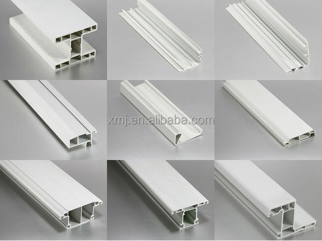 estrusione di plastica in pvc bianco solido profilo rettangolare tubo buy product on. Black Bedroom Furniture Sets. Home Design Ideas