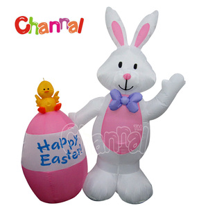 Giant inflatable easter eggs easter bunny easter decoration ornaments