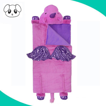 sale retailer de1cd d5b5f plush fleece cotton sleeping bag down unicorn children's sleeping bag, View  children's sleeping bag, customized or toyland Product Details from ...